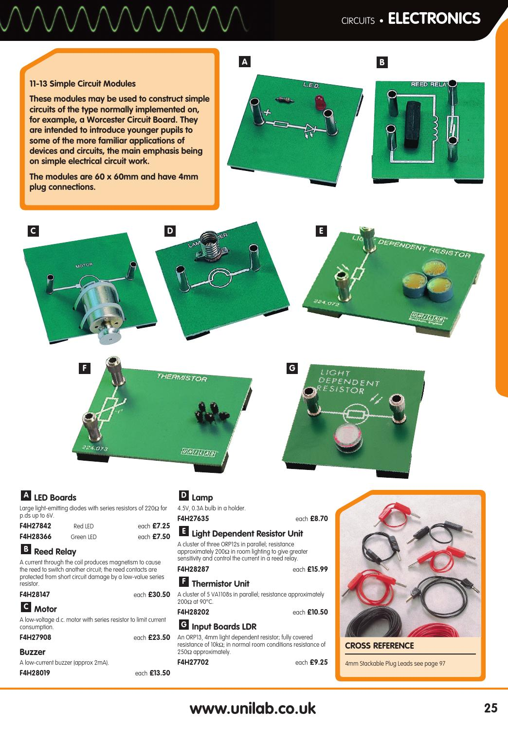 Unilab Catalogue 2016 17 By Findel Ltd Issuu Current Through Relay Coil