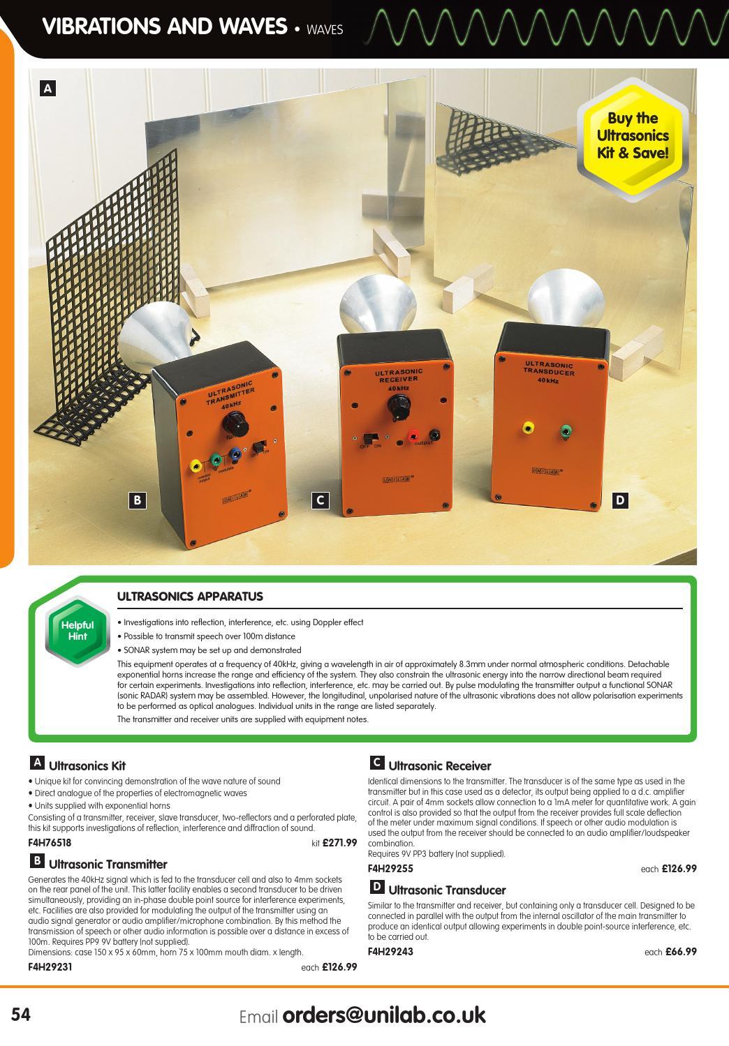 Unilab Catalogue 2016/17 by Findel Ltd - issuu