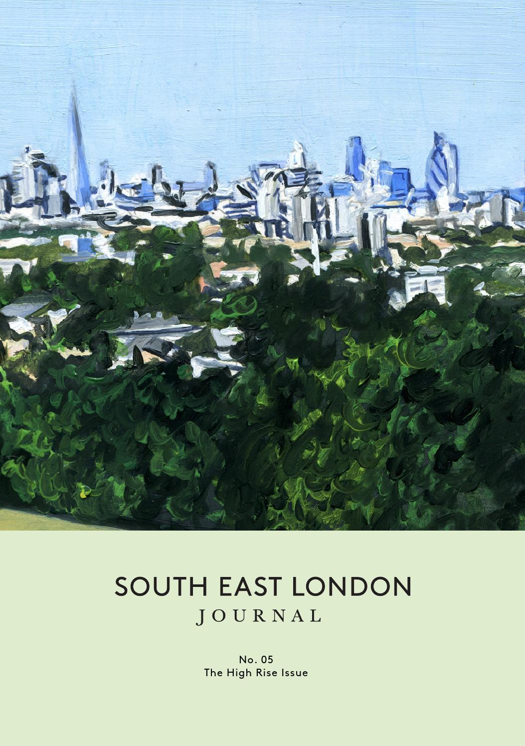 East London: South East London Journal