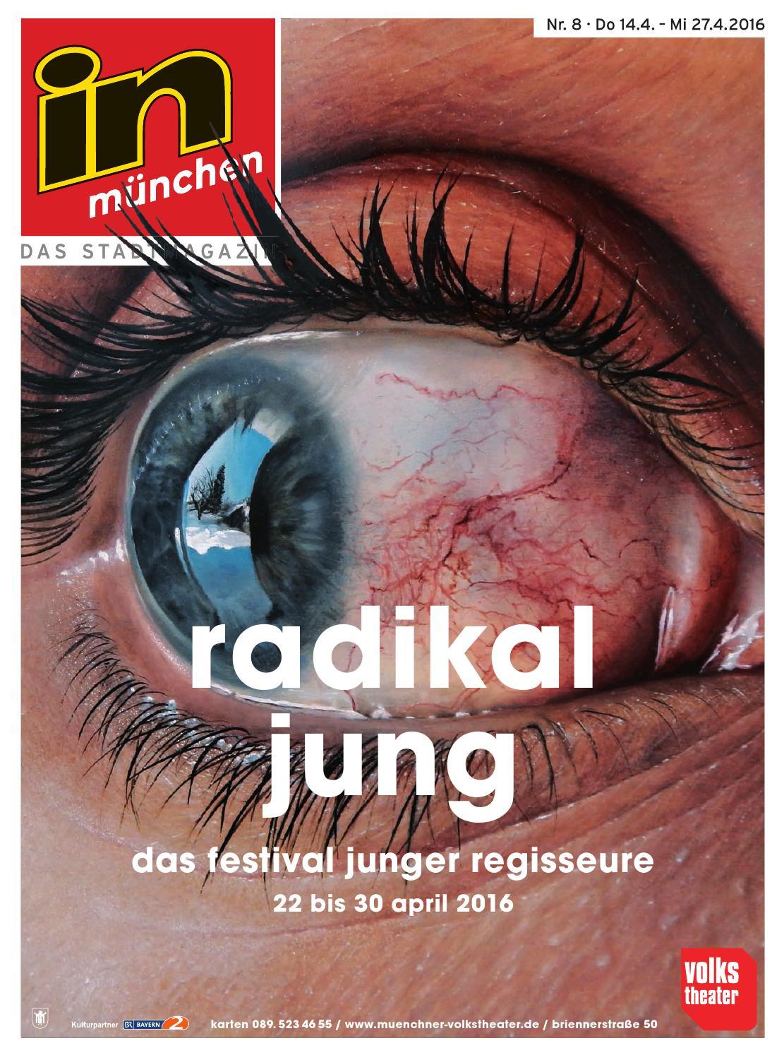 in münchen Ausgabe 08/2016 by InMagazin Verlags GmbH - issuu