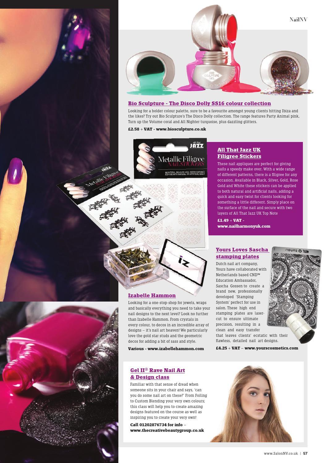 SalonNV Issue 7 by Gallus Media - issuu