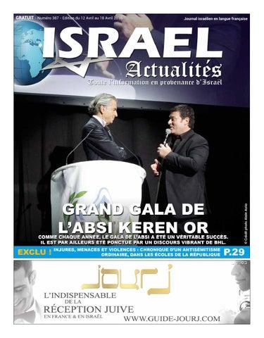 Israël Actualités n°387 by epsilon media Associés - issuu 6d7ee58fe333