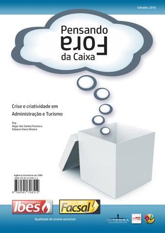 41051f08c6c4c PENSANDO FORA DA CAIXA crise e criatividade em Administração e ...