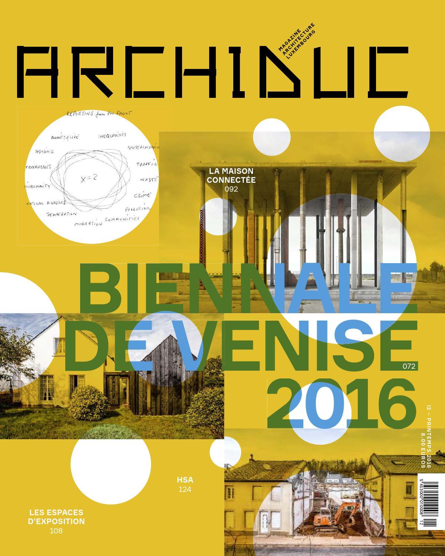 Archiduc 12 by Maison Moderne - issuu e26bf6a6e312