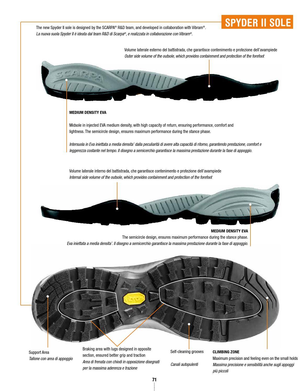 23ab3a87b Catalogo Trekking SCARPA 2014 by Studio Tesi & Design Asolo - issuu