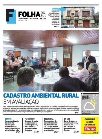 ae9f81b4dab92 Jornal Folha do Sul