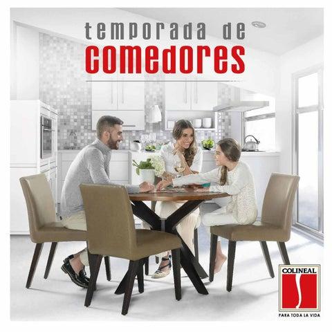 Catálogo de Comedores - Perú by Colineal - issuu