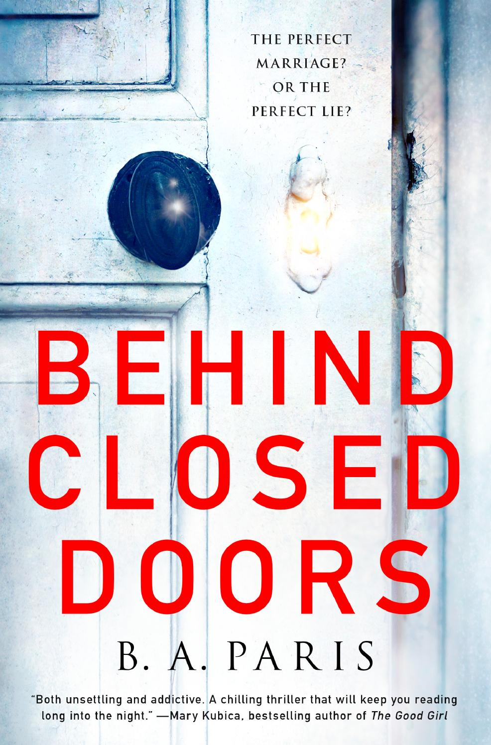Behind Closed Doors by St. Martin\'s Press - issuu