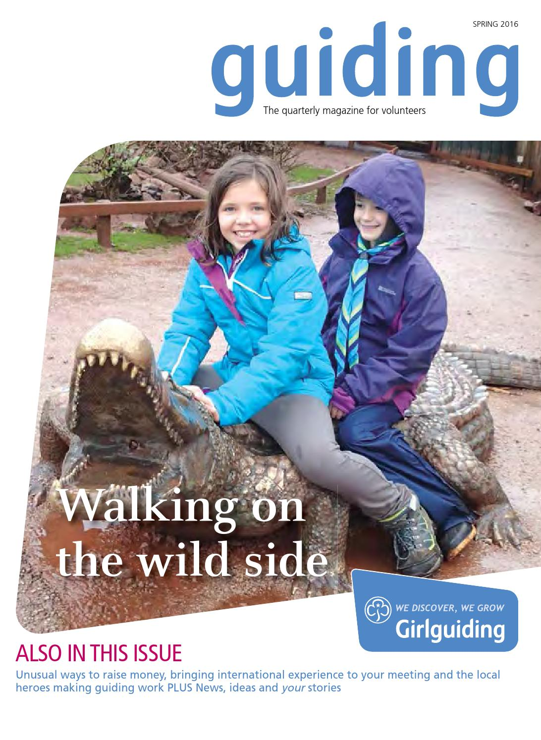 8177d8bc6a46 guiding magazine spring 2016 by Girlguiding - issuu