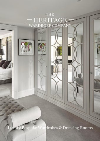 The Heritage Wardrobe Company Catalogue By Bridge For