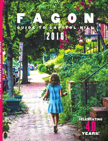 Fagon Community Guide Capitol Hill 2016 by Capital Community News ...