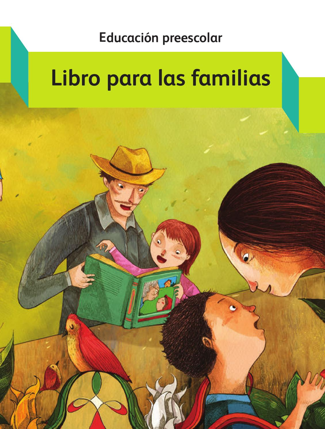 Libro para las familias - Preescolar by San Roberto International ...