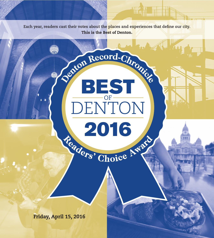 Best of Denton 2016 by Larry McBride issuu