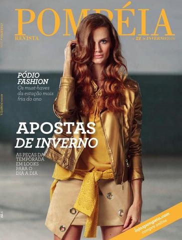 ca4beb63a Revista Pompéia 21 by Lojas Pompéia - issuu