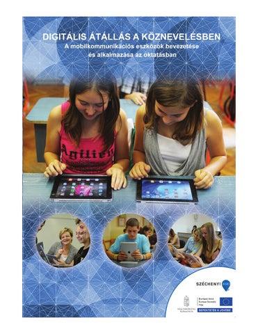 Digitális átállás a köznevelésben  a mobilkommunikációs eszközök ... 61f1027586