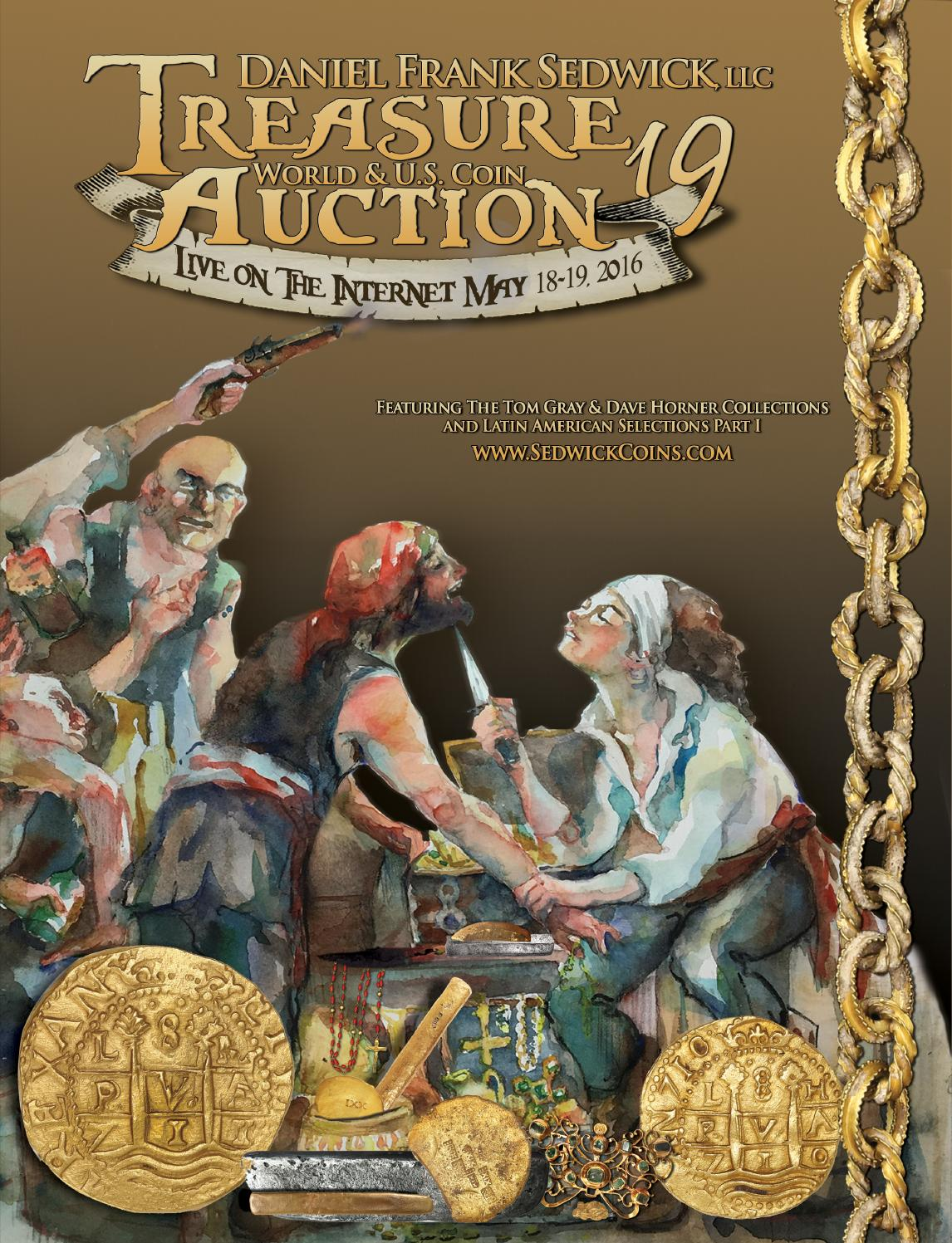 Sedwick Treasure Auction 19 By Daniel Frank LLC