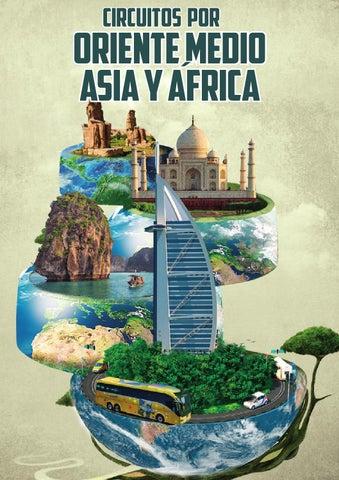 Europamundo catalogo oriente medio asia africa
