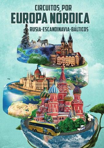 Europamundo norte europa catalogo