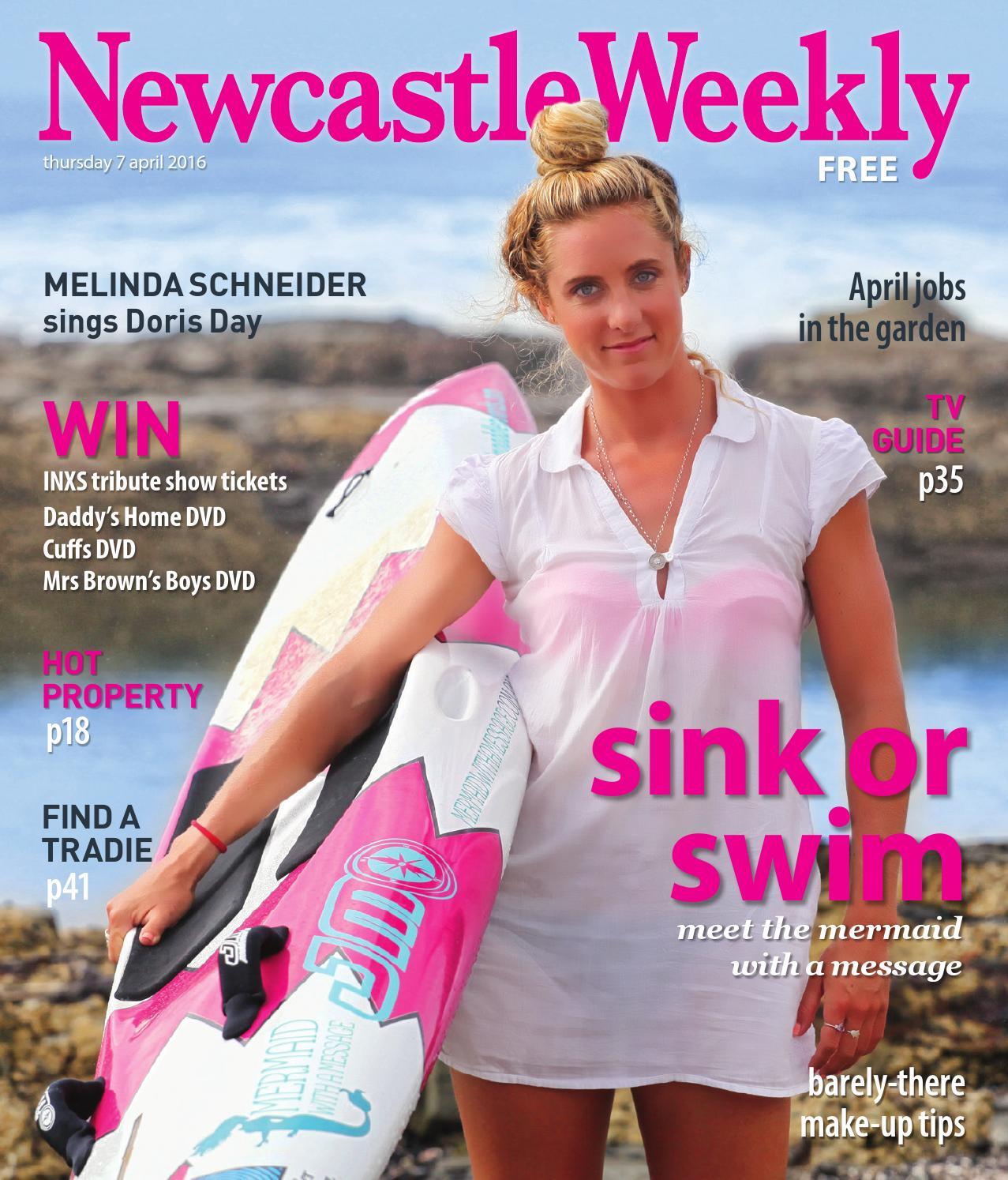 Iris Bahr Nude Good 07 april 2016 - newcastle weekly magazinenewcastle weekly