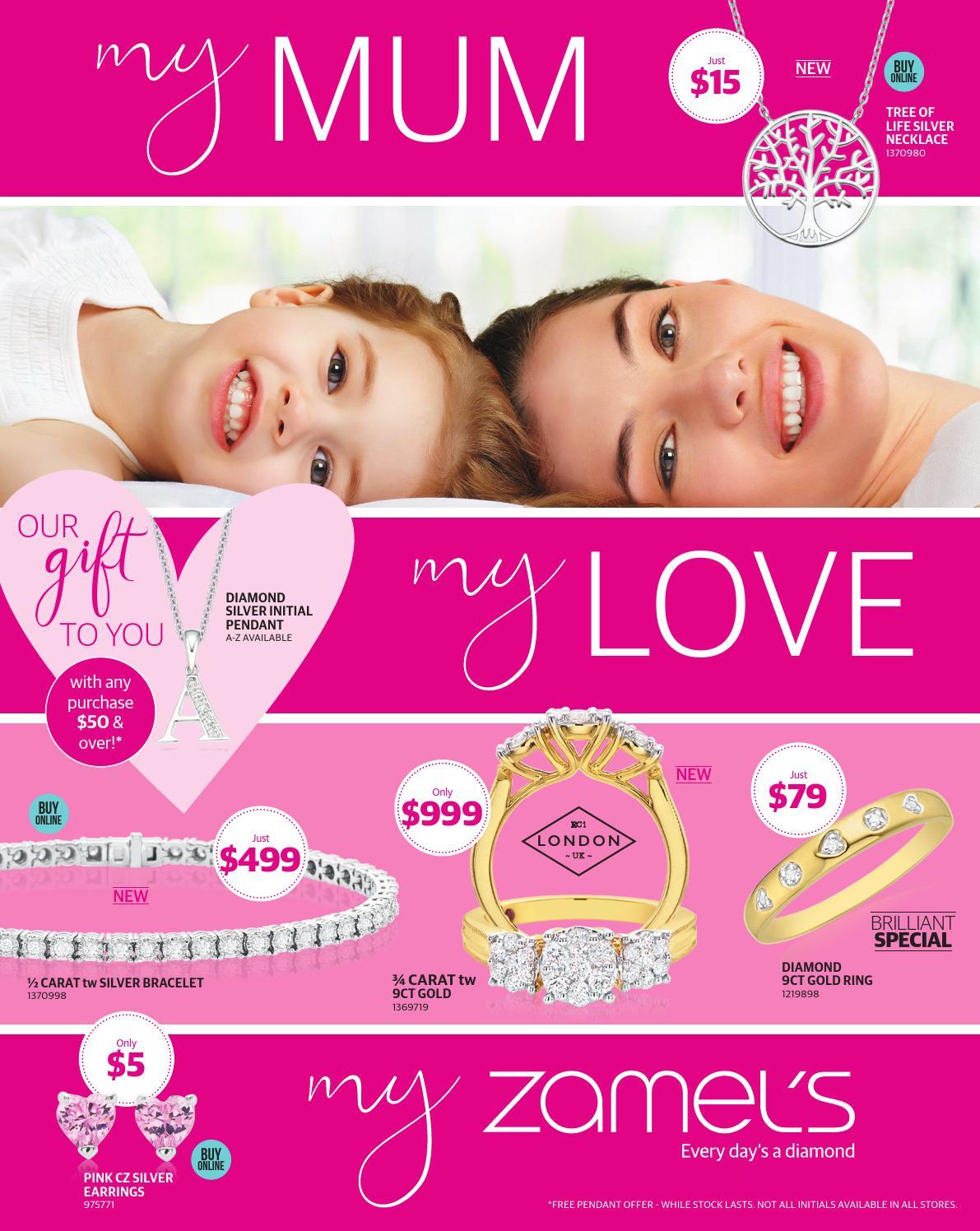 Zamel S Mother S Day Catalogue 2016 By Jason Issuu