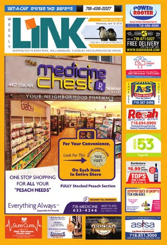 Vol 10 Issue 30 By Weekly Link