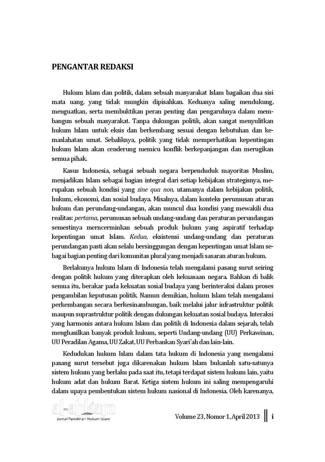 Ahkam, April 20 by Al Ahkam   issuu