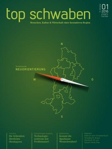 ba555432690396 Top Schwaben 2016 01 by top schwaben - Contrast Verlag