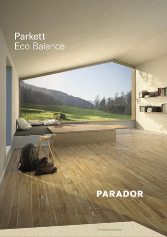 Parador Coesfeld parador parkett eco balance by holzidee issuu