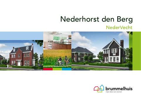 samen bouwen in nederhorst den berg by brummelhuis issuu