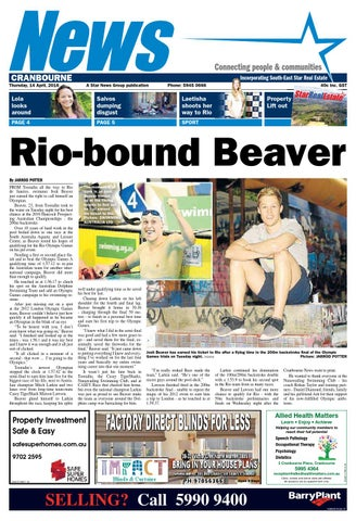 News - Cranbourne - 14th April 2016 by Star News Group - issuu 893c29f1704