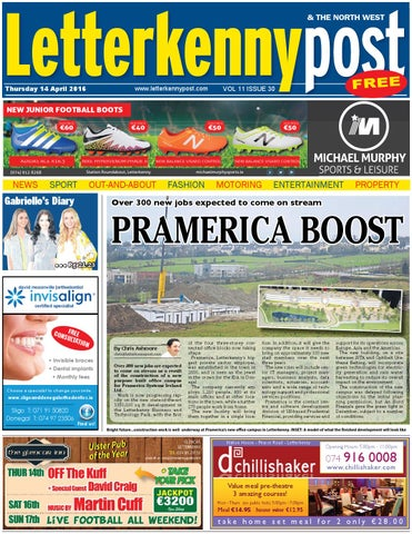157c7e2a5c6 Letterkenny post 14 04 16 by River Media Newspapers - issuu