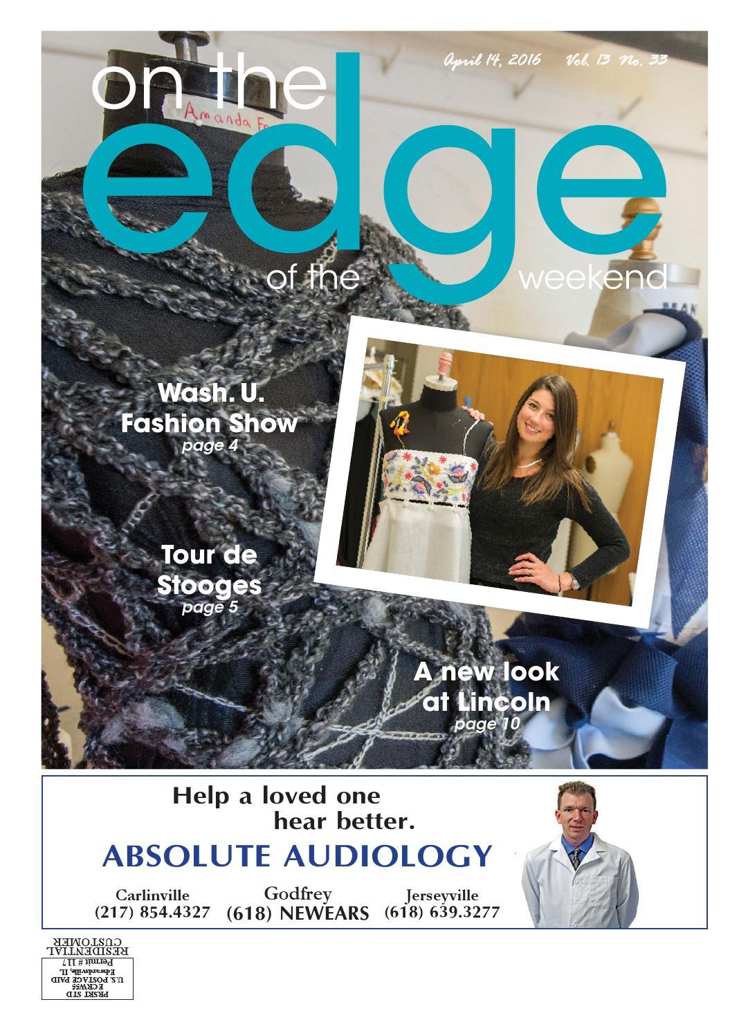 041416 Edge of the Weekend by EDWARDSVILLE PUBLISHING - issuu