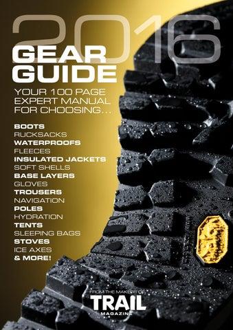 2016 cairns trail pub guide
