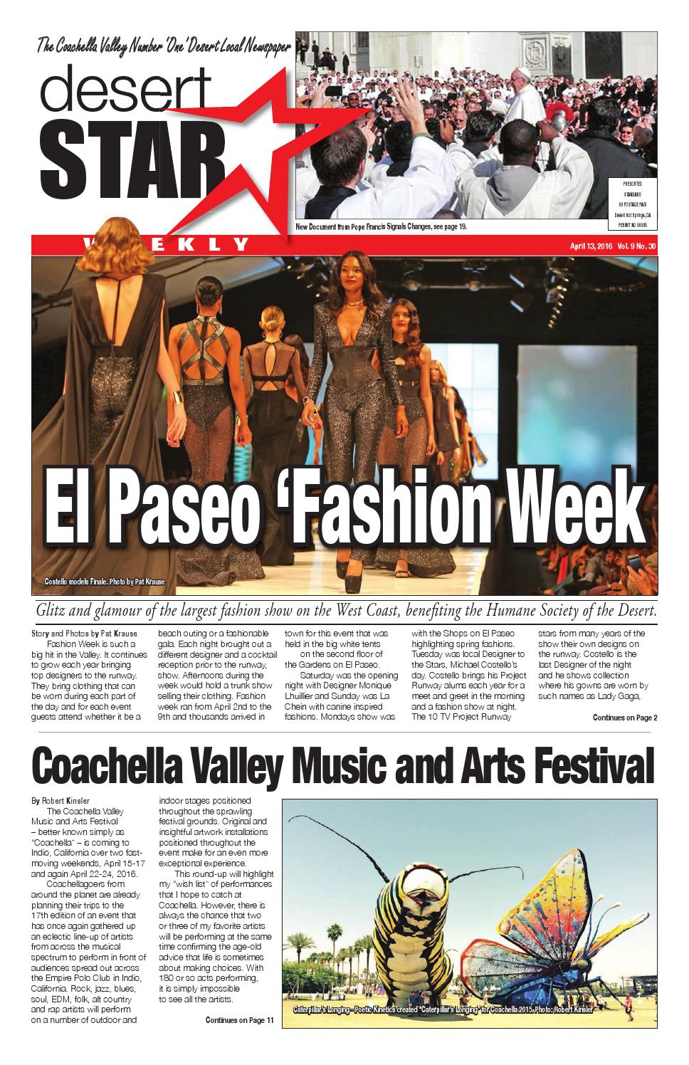 half off fc8ec 8b862 Desert Star Weekly Wednesday April 13, 2016 by The Desert Star Weekly -  issuu