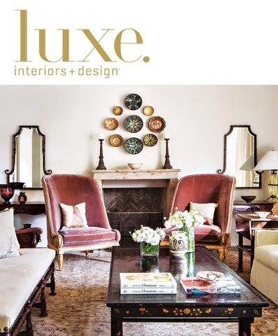 Luxe Magazine May 2016 National By Sandow Media Llc Issuu