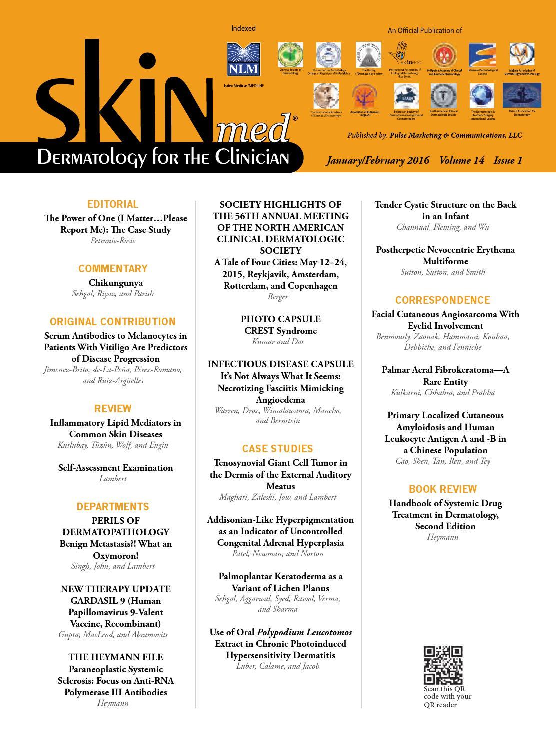 Skinmed Jan Feb 2016 By Jo Ann Kalaka Adams Issuu Mirror Wiring Diagram 955 671 Dorman