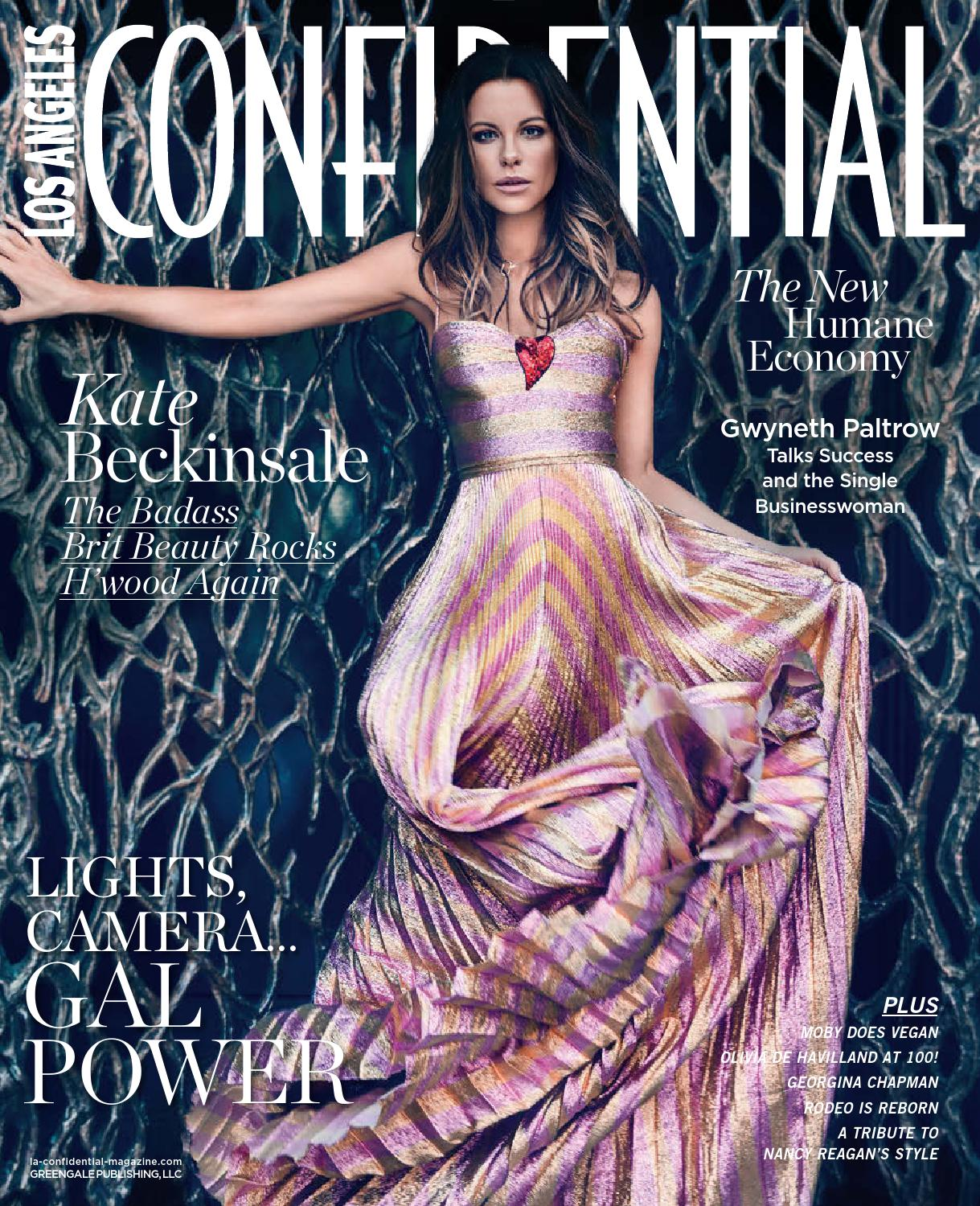 b64342b5a8ae Los Angeles Confidential - 2016 - Issue 2 - Late Spring - Kate Beckinsale  by MODERN LUXURY - issuu