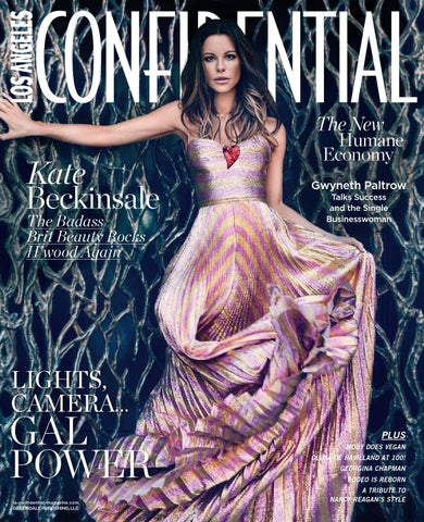 cb32cc4de056 Los Angeles Confidential - 2016 - Issue 2 - Late Spring - Kate ...