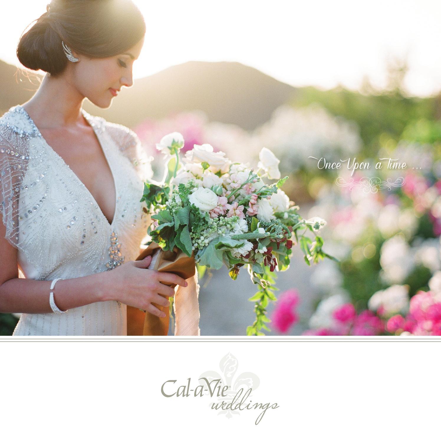 Cal a vie weddings by cal a vie health spa issuu for Cal a vie health spa