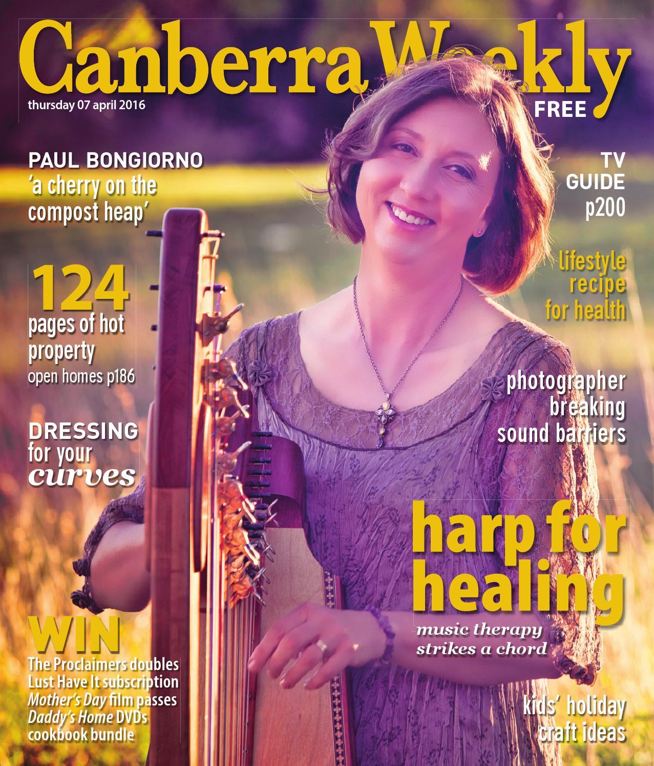 07 April 2016 By Canberra Weekly Magazine Issuu Everbest Bjorka Handbag Hitam