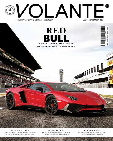 1cb05a2ab020 Volante Issue 4 - July 2015 by By James McCarthy - issuu