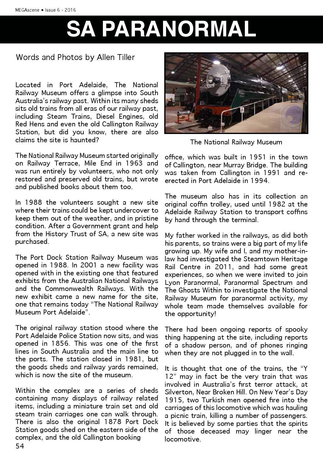 Megascene issue 6 by Rising Star Media - issuu