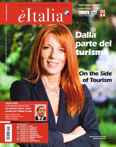 èitalia 62 – Il Primo Periodico dell Italia nel Mondo by èItalia - issuu 99ab0ed64dc