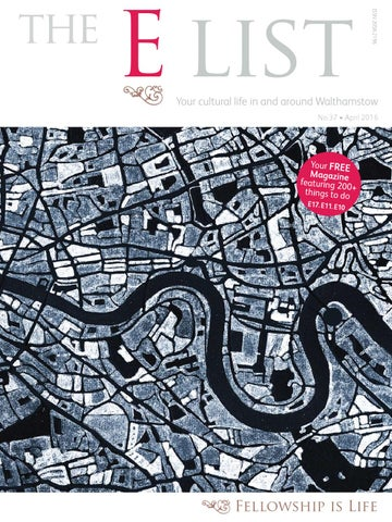 The E List April 2016 By Paul Lindt Issuu