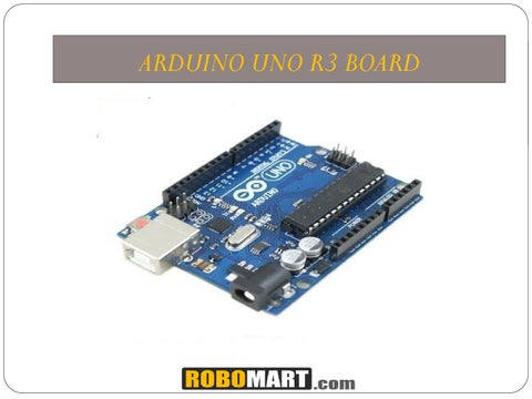 Arduino UNO R3 Projects - Robomart by Raspberry Pi - issuu