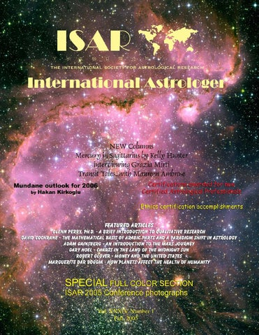 05 december by ISAR Astrology - issuu