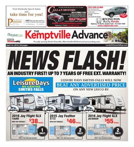 Kemtpville041416 by Metroland East Kemptville Advance issuu