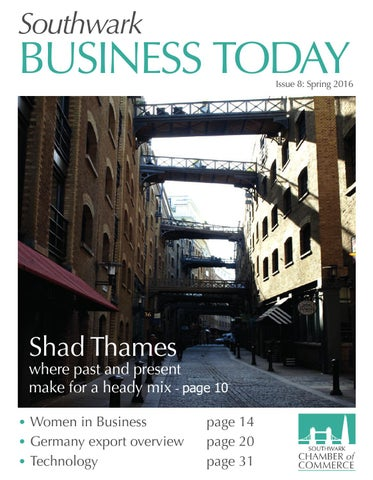 Southwark business today april 2016 by benham publishing limited issuu page 1 malvernweather Images
