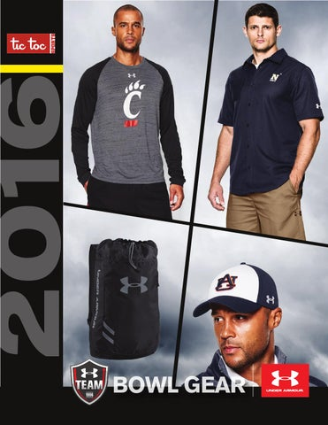 57d92180 2016 TIC SPORTS UNDER ARMOUR BOWL GEAR by Tic Toc Sports - issuu