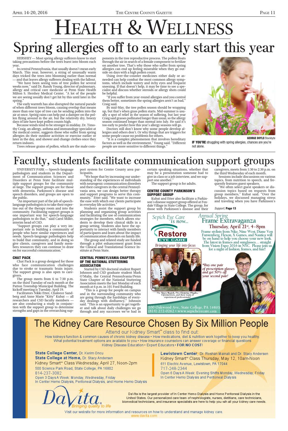 4 14 16 Centre County Gazette By Indiana Printing Publishing Issuu